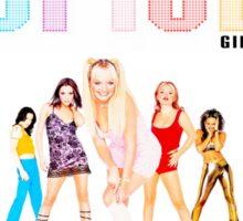 Spice Girls (3) Sticker