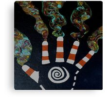 Oozing with Creativity Canvas Print