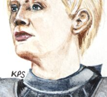 Who Run Westeros? Girls: Brienne Sticker