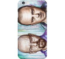 Walter and Jesse - Breaking Bad iPhone Case/Skin
