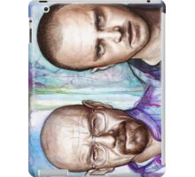 Walter and Jesse - Breaking Bad iPad Case/Skin