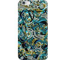 Spiral Insanity Alien Civilization 2 iPhone Case/Skin