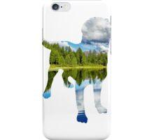 Lake Dog iPhone Case/Skin
