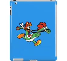 Wander Over Mario World iPad Case/Skin