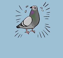 Frantic Pigeon Friend Unisex T-Shirt