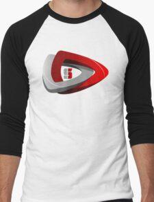 Dota 2 Simplete Logo Shirt Men's Baseball ¾ T-Shirt