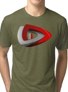 Dota 2 Simplete Logo Shirt Tri-blend T-Shirt