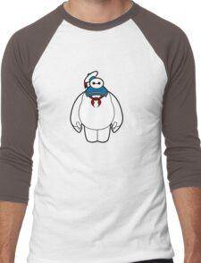 Bay Puft Men's Baseball ¾ T-Shirt