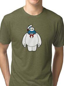 Bay Puft Tri-blend T-Shirt