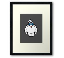 Bay Puft Framed Print