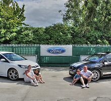 Ford Focus Family Portrait by Vicki Spindler (VHS Photography)