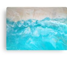 JUSTBREE ART | BEACH PARK Canvas Print