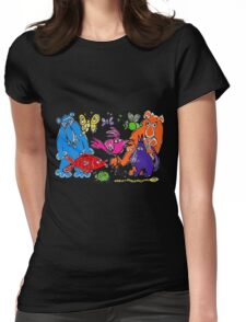 The Gathering Womens Fitted T-Shirt