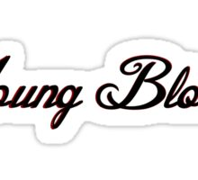 Young Bloods Sticker