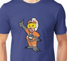 Leave it to Porkins  Unisex T-Shirt