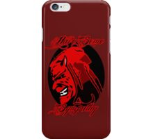 Sympathy for the Devil iPhone Case/Skin