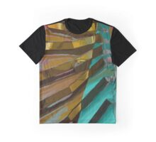 Structural Color Graphic T-Shirt