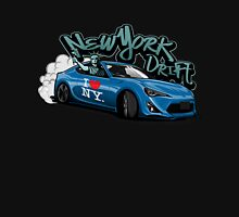 New York Drift sport car Unisex T-Shirt