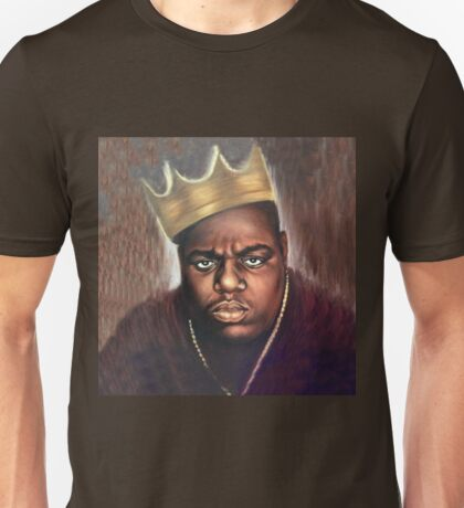 Biggie Notorious Big Unisex T-Shirt