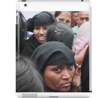 Street Scene Charminar iPad Case/Skin
