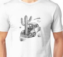 Beetle - End of the Road 'Signed' Unisex T-Shirt