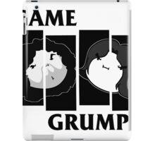 Game Grumps Black Flag iPad Case/Skin