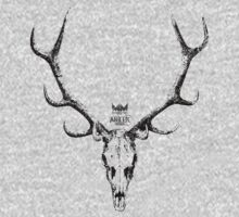 Antler Series 0007 - MalicemalignanT Clothing One Piece - Long Sleeve
