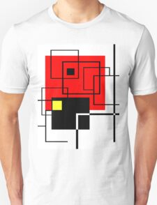 Red Square T-Shirt