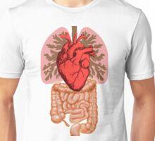 Inside me Unisex T-Shirt
