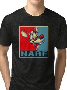 NARF! Tri-blend T-Shirt