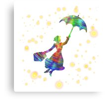 Mary Poppins- The Magical Nanny Canvas Print