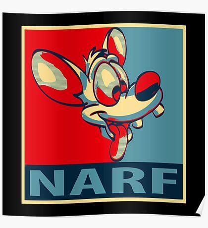 NARF! Poster