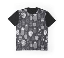 Pattern with pineapple Graphic T-Shirt