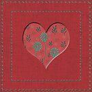 Heartful red by RosiLorz