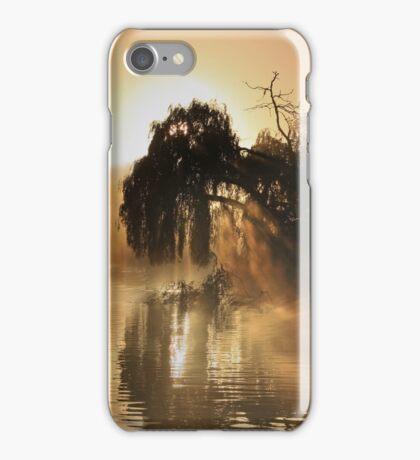 November Sunrise No. 6 iPhone Case/Skin