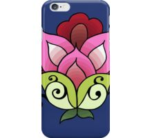 Second Flower iPhone Case/Skin