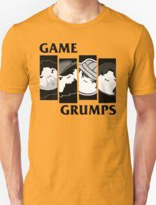 Black Flag Grumps Unisex T-Shirt