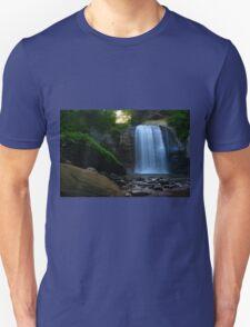 Looking Glass Falls Unisex T-Shirt