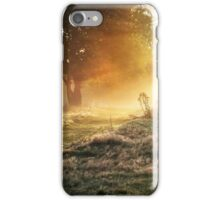 The Green Lane No. 2 iPhone Case/Skin