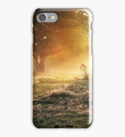 The Green Lane No. 2 iPhone Case/Skin