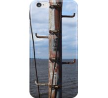 Ship mast iPhone Case/Skin