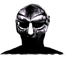 MF DOOM mask by martdude
