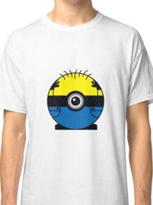 Minion Pokemon Ball Mash-up Classic T-Shirt