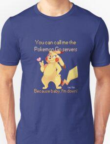 PoGO Servers Unisex T-Shirt
