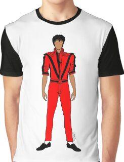 Thriller Red Jackson Graphic T-Shirt
