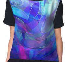 The Other Side of Manic Women's Chiffon Top