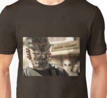 Alien Biker Unisex T-Shirt