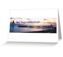 Brighton Pier, England Greeting Card