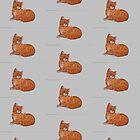 Firecat by redqueenself
