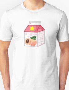 Peach Milk Unisex T-Shirt